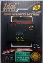 Baterai Double power Idol DX1
