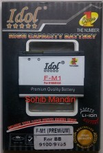 Baterai Double Power Idol FM1 Premium