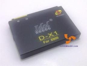 baterai blackberry double power D-X1 essex 9650